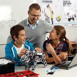 Edcucacion y robotica